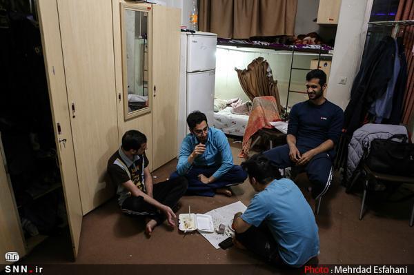 فاز بعدی اسکان دانشجویان امیرکبیر در خوابگاه بعد از عبور از موج چهارم کرونا خبرنگاران